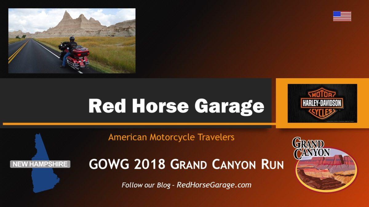 Grand Canyon Run